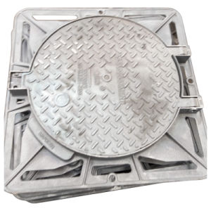 Cast Iron Manhole Covers (MOR) pictures & photos