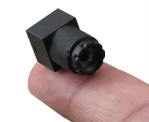 New Arrival High Resolution Mini CCTV Camera for RC Car, Robot and Airplanes pictures & photos