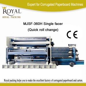 Single Facer Machine Quick Change Roller pictures & photos