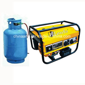 4.5kVA Gasoline Natural Gas Generator pictures & photos