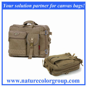 Functional Three-Way Computer Bag Shoulder Bag Backpack pictures & photos