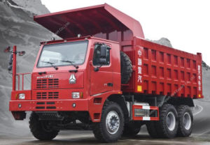 Heavy Duty 50t Mining Dump Truck for Sale pictures & photos