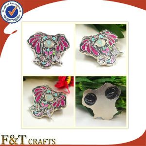 Custom Metal Lapel Pins Zinc Alloy Brooches Art Crafts Pin pictures & photos