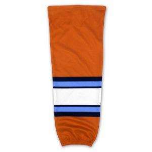 High Quality Custom Full Sublimation Design Team Ice Hockey Socks pictures & photos