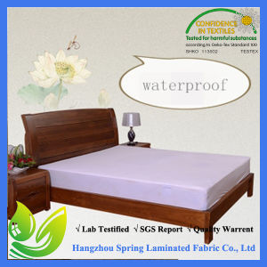 Waterproof Basic Cotton Terry Adult Waterproof Mattress Cover pictures & photos