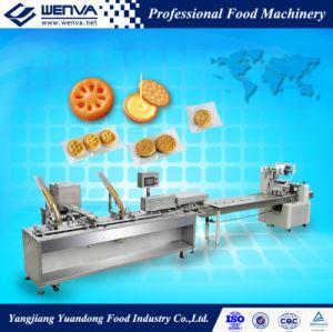 Hot Sale Export Biscuit Cream Sandwiching Machine pictures & photos