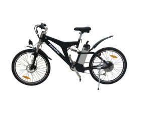 Cheap 250W Electric Bicycle for Sale Cool Style Electric Mountain Bike for Sale pictures & photos