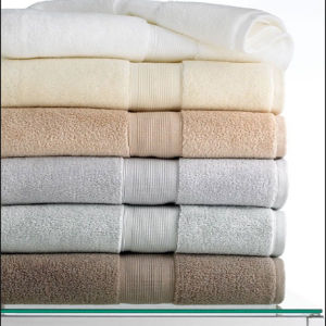 European Standard 70X140cm Super Soft 5PCS Hotel Bath Towel Set (DPFT8079) pictures & photos