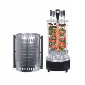 2016 New Design Kabab Vertical Electric Grill pictures & photos