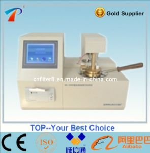 Top Quality Open Cup Flash Point Tester (TPO-3000) pictures & photos