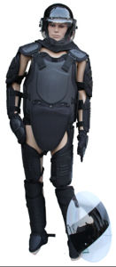 Police Security Equipment Anti Riot Gear