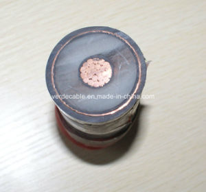66kv-220kv Copper Wire XLPE Insualted Hv Power Cable pictures & photos