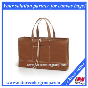 High Quality Canvas Duffel Bag Weekender Travel Bags (WKB-004) pictures & photos