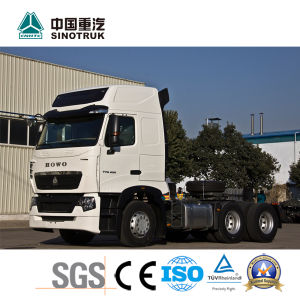 Very Cheap Man HOWO T7h 8*4 Tractor Truck pictures & photos