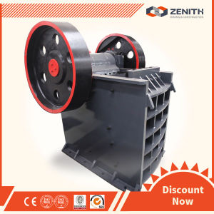 Zenith Mini Jaw Crusher, Hot Sale Small Jaw Crusher (PE500X750) pictures & photos