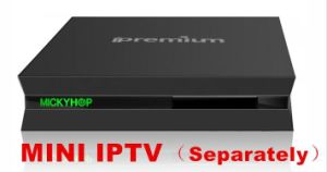 Newest Free IPTV Set Top Box with 1000 Arabic Channels pictures & photos