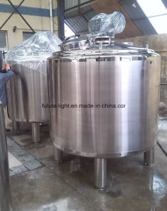 Good Quality Stainless Steel Lotion Mixing Machine pictures & photos