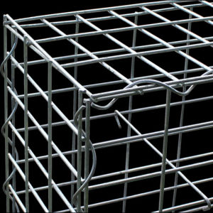 China ISO9001 Welded Gabion / Gabion Mesh Country pictures & photos
