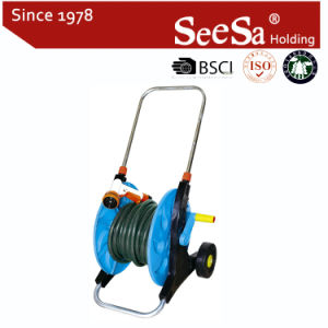 Two Wheel Cart Hose Reels (SX-901-20) pictures & photos