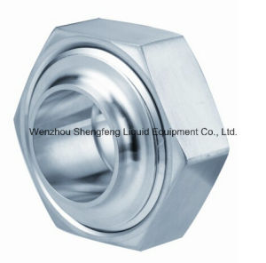 Hygienic Stainless Steel Sanitary Unions pictures & photos