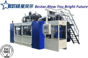 Blow Molding Machine B20d-750 2 Stations 2 Cavities