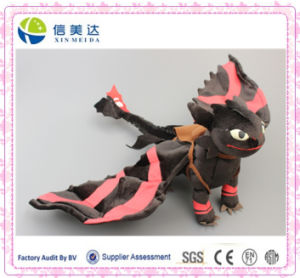 Deluxe How to Train Your Dragon Stuffed Plush Doll pictures & photos