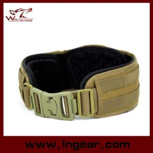 Type a Tactical Airsoft Molle Padded Platform Waist Belt pictures & photos