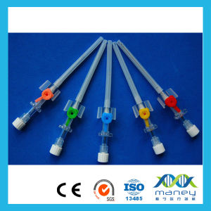 Disposable IV Catheter IV Cannula (MN-IVC0004) with Wing pictures & photos