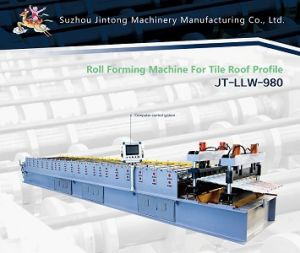Roll Forming Machine for Tile Roof Profile