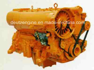 Deutz Bf6l413fr Diesel Engine for Construction or Vehicle pictures & photos
