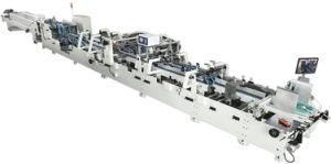 Es-800pcw Automatic High-Speed Folder Gluer pictures & photos
