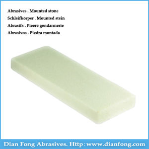 1W Aluminum Oxide Material White Carborundum Dressing Stones pictures & photos