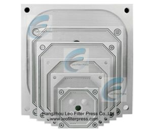 Leo Filter Chamber Filter Plate Without Membrane Squeezing pictures & photos