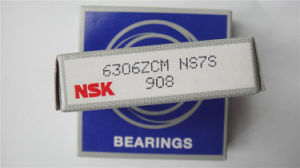 NSK 6306zcm High Quality Deep Groove Ball Bearing pictures & photos