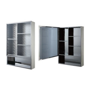 Stainless Steel Kitchen Cabinet (9309)
