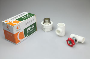 PPR Fittings of PPR Reduce Tee pictures & photos
