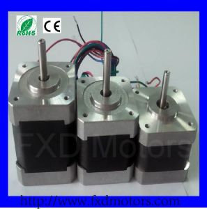 Hot Sale Low Price NEMA 17 Hybrid Stepper Motor pictures & photos