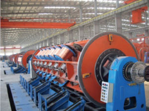 Rigid Frame Stranding Machine, Shtranding Machine pictures & photos