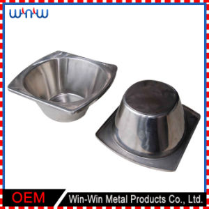 Customized Size and Design Stainless Steel Abnormal Shape Mixer pictures & photos