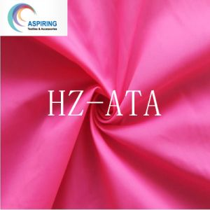 100%Polyester 190t Solid Taffeta Fabric pictures & photos