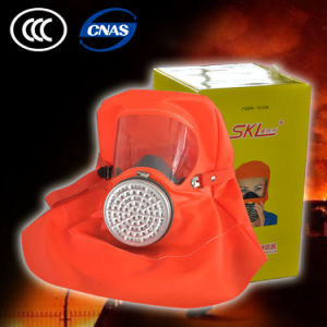 Fire Fighting Protective Mask Safety Face Smoke Hood