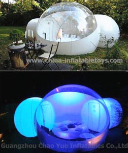 OEM Outdoor Inflatable Bubble Camping Tent for Party (CYTT-1576) pictures & photos