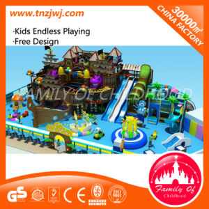Kids Indoor Playhouse Indoor Playground Equipment pictures & photos