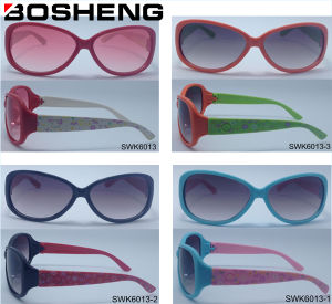 New Design Customized Design Fashion Glass Modern Sunglasses