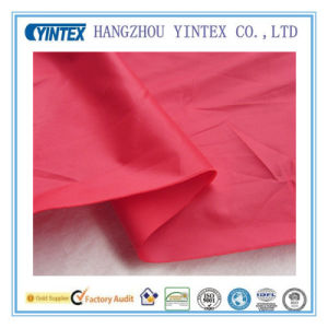 High Quality Knitting Water Proof Fabric, Red pictures & photos
