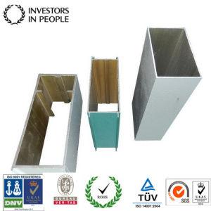 Aluminum/Aluminium Extrusion Profiles for Kfc Door pictures & photos