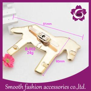 Custom Zip Lock Aluminum Bag Lock The Shape of Horse pictures & photos