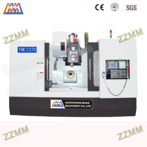 3 Axis High Precisiom Milling Machine Vertical Machine Center (VMC1270) pictures & photos