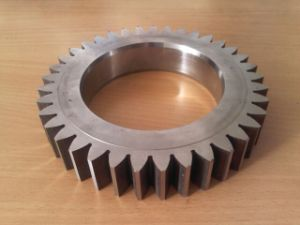 1045h Spur Gear Used for Marine Gearbox pictures & photos