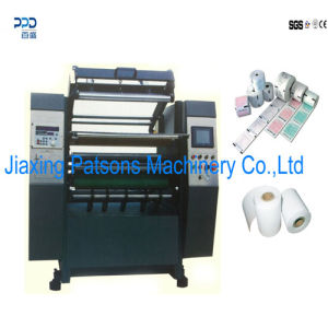 New Arrivals Cash Register Roll Slitting Rewinding Machine pictures & photos